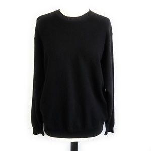 BALLANTYNE 2 Ply 100% Cashmere Sweater Size L